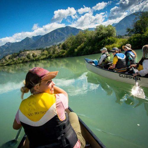 river-paddle